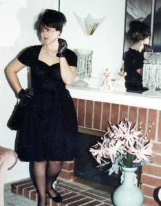 Margien Halloween 1940s Noir Glam - 28-29