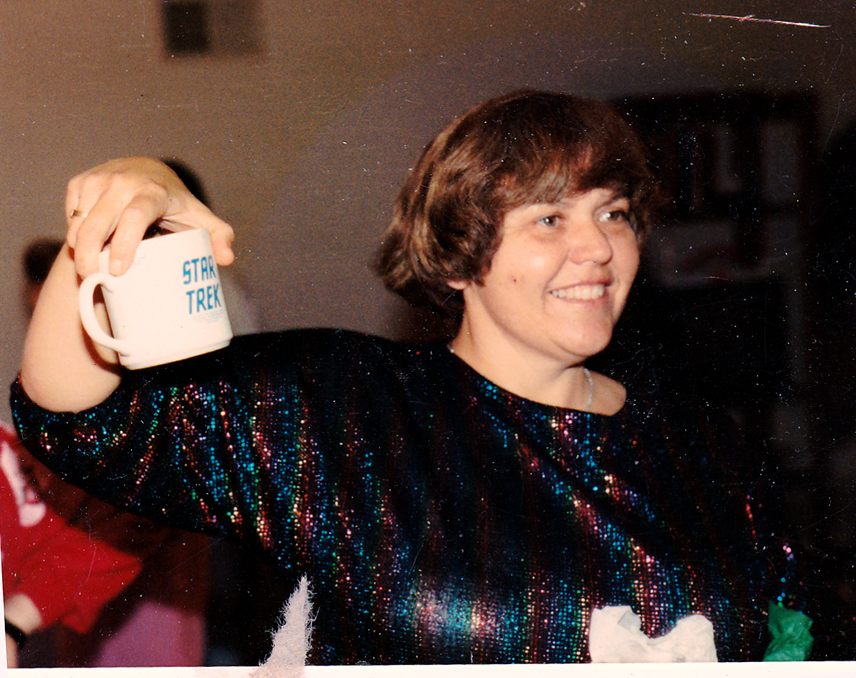 Judy Star Trek Mug