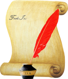 Scroll with Fade In Transparent 300