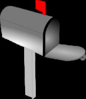 mailbox transparent 300